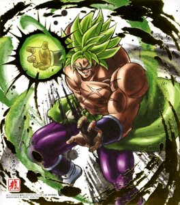 Rating: Questionable Score: 11 Tags: broly dragon_ball dragon_ball_super User: drop