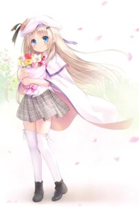 Rating: Safe Score: 29 Tags: key kud_wafter little_busters! na-ga noumi_kudryavka seifuku thighhighs User: marechal