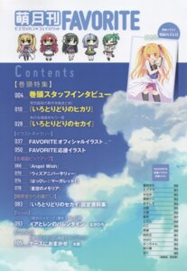 Rating: Safe Score: 1 Tags: chibi favorite index_page User: shinkuu
