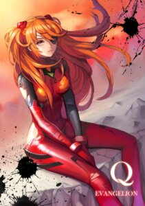 Rating: Safe Score: 33 Tags: aliasing ask_(dreaming_cat) bodysuit eyepatch neon_genesis_evangelion souryuu_asuka_langley torn_clothes User: Romio88