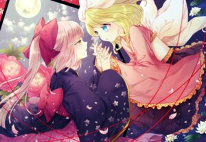Rating: Safe Score: 16 Tags: japanese_clothes kagamine_rin nekomura_iroha renta vocaloid User: charunetra