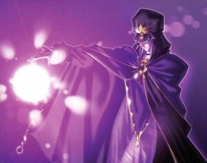 Rating: Safe Score: 8 Tags: caster fate/stay_night takeuchi_takashi type-moon User: Wraith
