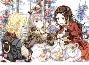 Rating: Safe Score: 11 Tags: cattleya_baudelaire cheese_kang cleavage dress no_bra open_shirt violet_evergarden violet_evergarden_(character) User: kiyoe