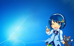 Rating: Safe Score: 19 Tags: madobe_nanami microsoft os-tan wakaba wallpaper User: sheldon_cooper