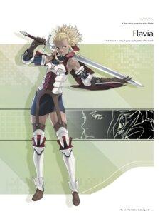 Rating: Questionable Score: 2 Tags: armor fire_emblem fire_emblem_kakusei flavia kozaki_yuusuke nintendo sword User: Radioactive