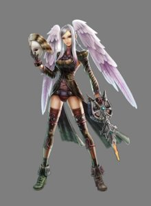 Rating: Safe Score: 6 Tags: nintendo thighhighs transparent_png tyrea wings xenoblade xenoblade_chronicles User: Radioactive