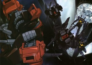 Rating: Safe Score: 7 Tags: gundam mecha zeta_gundam User: Aurelia