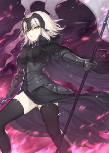 Rating: Safe Score: 33 Tags: armor fate/grand_order jeanne_d'arc jeanne_d'arc_(fate/apocrypha) mashu_(003) ruler_(fate/apocrypha) thighhighs weapon User: fairyren