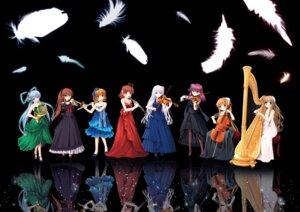 Rating: Safe Score: 12 Tags: air angel_beats! clannad crossover dress furukawa_nagisa heels hinoue_itaru hoshino_yumemi kamio_misuzu kanbe_kotori kanon key komatsu_e-ji little_busters! na-ga naruse_shiroha natsume_rin no_bra planetarian rewrite summer_pockets tsukimiya_ayu yurippe User: marechal