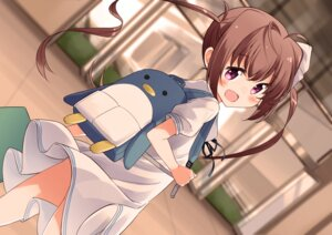 Rating: Safe Score: 44 Tags: momochi_tamate moso skirt_lift slow_start User: saemonnokami