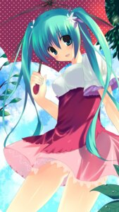 Rating: Safe Score: 32 Tags: dress hatsune_miku kinoko melt_(vocaloid) vocaloid User: fireattack