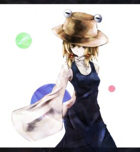 Rating: Safe Score: 7 Tags: kanata moriya_suwako touhou User: Radioactive