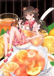 Rating: Safe Score: 29 Tags: cleavage dress hanami_dango_(zzldango) heels User: Mr_GT