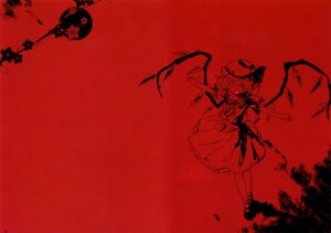 Rating: Safe Score: 5 Tags: flandre_scarlet kamikire_basami touhou yasuyuki User: androgyne