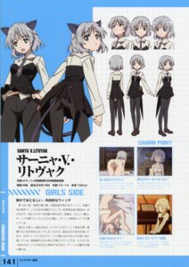 Rating: Questionable Score: 17 Tags: pantyhose sanya_v_litvyak strike_witches User: admin2