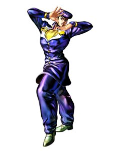 Rating: Safe Score: 3 Tags: higashikata_josuke jojo's_bizarre_adventure male User: Yokaiou