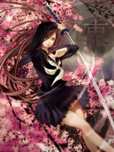 Rating: Safe Score: 45 Tags: eriya-j seifuku sword touran-sai User: blooregardo
