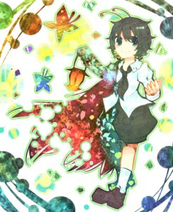 Rating: Safe Score: 0 Tags: itomugi-kun touhou wriggle_nightbug User: itsu-chan