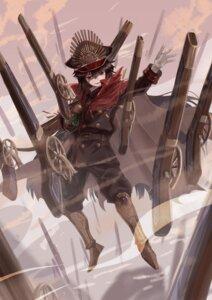 Rating: Safe Score: 0 Tags: demon_archer fate/grand_order gun tagme uniform User: Nepcoheart
