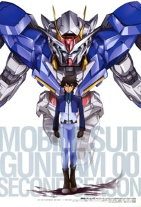 Rating: Safe Score: 10 Tags: 00_gundam gundam gundam_00 male mecha setsuna_f_seiei uniform User: Radioactive