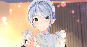 Rating: Safe Score: 23 Tags: elf kagamino_mochiko maid pointy_ears User: hexhex