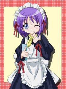 Rating: Safe Score: 7 Tags: hiiragi_tsukasa lucky_star maid takumi User: Radioactive
