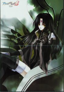 Rating: Safe Score: 3 Tags: aquarian_age asagi_sakura crease fixme thighhighs User: Radioactive