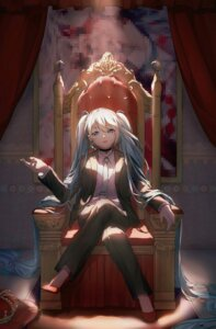 Rating: Safe Score: 34 Tags: business_suit censored hatsune_miku heels pino_ko tagme vocaloid User: Spidey