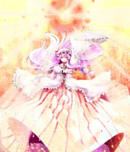 Rating: Safe Score: 14 Tags: dress patchouli_knowledge touhou vetina User: Radioactive
