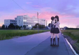 Rating: Safe Score: 32 Tags: chikuwa seifuku yuri User: Radioactive