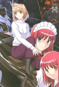 Rating: Safe Score: 2 Tags: arcueid_brunestud hisui kohaku nrvnqsr_chaos tsukihime User: shadow_Hiei