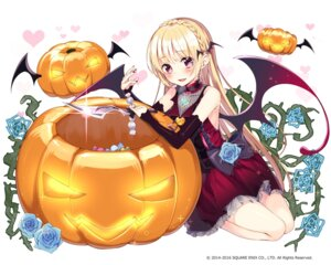 Rating: Safe Score: 59 Tags: dress fishnets halloween sakuragi_ren wings User: nphuongsun93