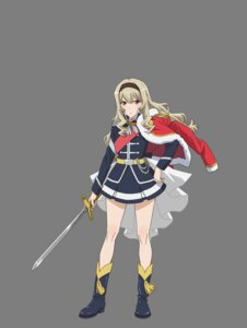 Rating: Safe Score: 6 Tags: heels saijou_claudine shoujo_kageki_revue_starlight sword tagme transparent_png uniform User: saemonnokami