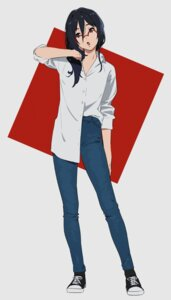Rating: Safe Score: 17 Tags: dress_shirt hibike!_euphonium kamo_kamen megane tanaka_asuka User: Dreista