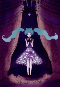 Rating: Questionable Score: 8 Tags: dress fumiyomogi hatsune_miku nopan one_way see_through vocaloid User: Radioactive