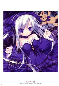 Rating: Safe Score: 44 Tags: autographed chikotam dress gothic_lolita lolita_fashion User: Twinsenzw