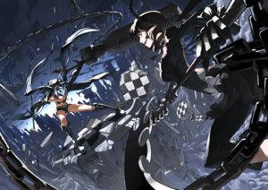 Rating: Safe Score: 49 Tags: bikini_top black_rock_shooter black_rock_shooter_(character) dead_master justminor vocaloid User: hobbito