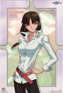 Rating: Safe Score: 12 Tags: fukano_youichi gundam gundam_seed gundam_seed_destiny screening shiho_hahnenfuss User: boon