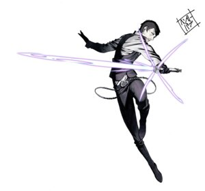 Rating: Safe Score: 12 Tags: henry kozaki_yuusuke male no_more_heroes sword User: Radioactive