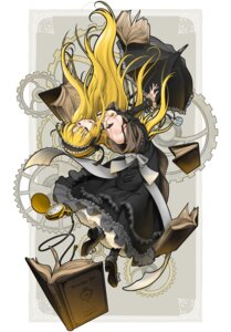 Rating: Safe Score: 23 Tags: cleavage dress gosick lolita_fashion nobuya victorica_de_broix User: KiNAlosthispassword
