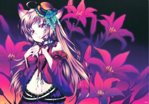 Rating: Safe Score: 24 Tags: animal_ears crease fixme lolita_fashion mogami_rio nekoyanagi User: popscial