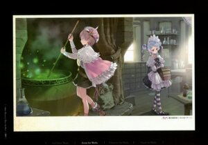 Rating: Safe Score: 19 Tags: atelier atelier_rorona dress elf hom kishida_mel maid pointy_ears rorolina_frixell User: crim