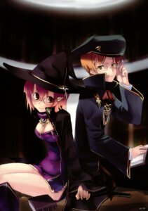Rating: Safe Score: 9 Tags: cleavage megane q-orbit refeia witch User: midzki