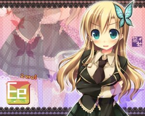 Rating: Safe Score: 33 Tags: boku_wa_tomodachi_ga_sukunai breast_hold kashiwazaki_sena nanaroba_hana seifuku wallpaper User: LS1088