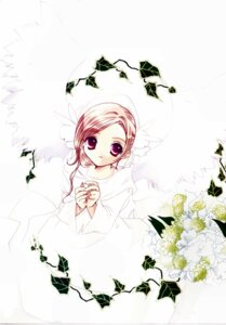 Rating: Safe Score: 9 Tags: angel dress koge_donbo misha pita_ten wings User: yumichi-sama