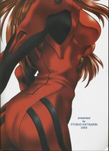 Rating: Safe Score: 21 Tags: bodysuit manabe_jouji neon_genesis_evangelion souryuu_asuka_langley User: Radioactive