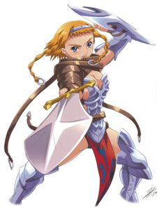 Rating: Questionable Score: 9 Tags: armor cleavage hisayuki_hirokazu leina queen's_blade User: YamatoBomber