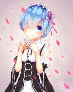 Rating: Safe Score: 40 Tags: cleavage maid re_zero_kara_hajimeru_isekai_seikatsu rem_(re_zero) tagme User: Mr_GT