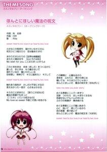 Rating: Safe Score: 2 Tags: chibi clochette nonomura_nino oshiki_hitoshi suzunone_seven takatori_yuzuri text User: admin2
