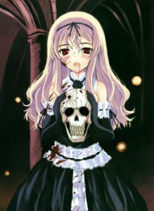 Rating: Safe Score: 16 Tags: blood gothic_lolita kyougoku_shin lolita_fashion tokyo_cpe User: midzki